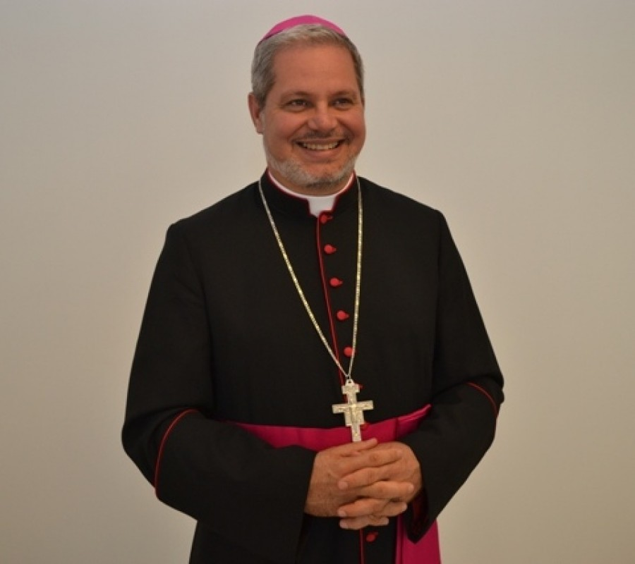 Bispo Atual - Diocese de Bom Jesus do Gurguéia